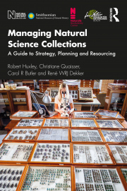 Managing Natural Science Collections
