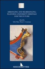 Arranging and rearranging: Planning university heritage for the future