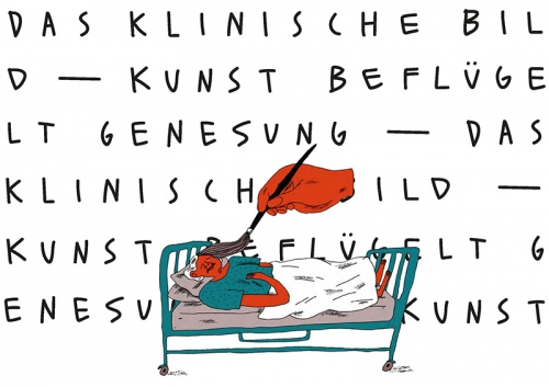 Illustration: Lotta Bracker; Foto: Susanne Kollmann