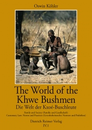 The World of the Khwe Bushmen